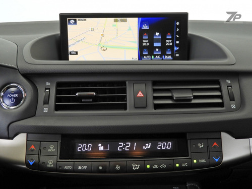 lexus ct200h 1.8 hybrid 4p automático
