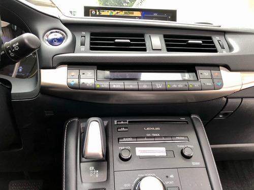 lexus ct200h 1.8 luxury 16v híbrido 2017/2018