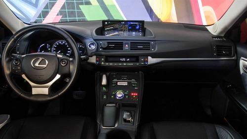 lexus ct200h 1.8 luxury 16v híbrido 4p automático