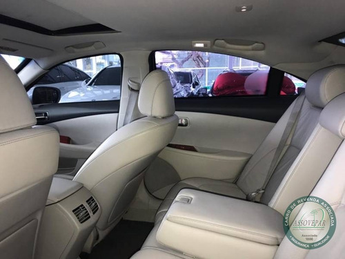 lexus es 350 3.5 v6 (blindado) aut./2008