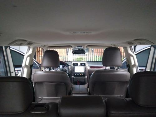 lexus gx 460 camioneta blindada 2012