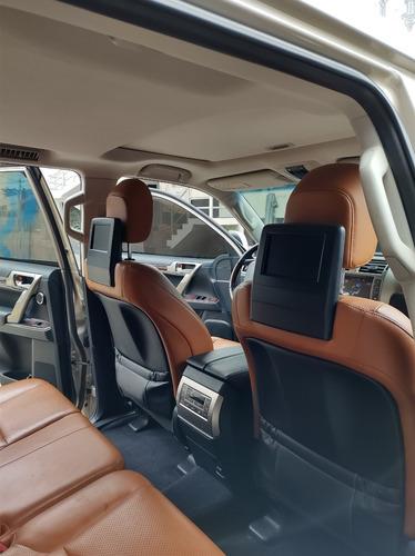 lexus gx 460 modelo 2017 versión árabe