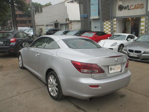 lexus is250 2.5 aut  2011