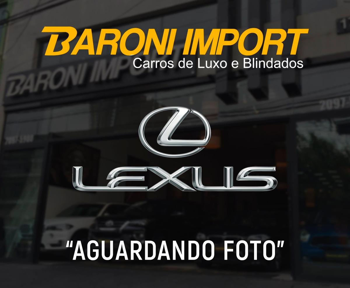 lexus is250 f-sport 2.5 v6 24v gasolina 4p automático - r$ 129.000