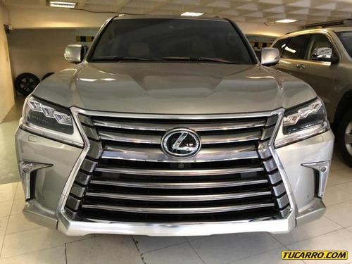 lexus lx 570 - automático