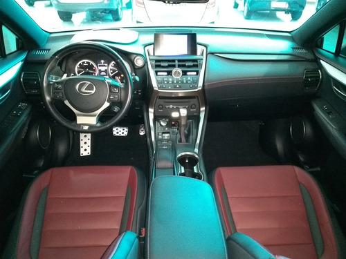 lexus nx 2.0 f-sport aut. 5p - ontake 9138
