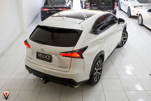 lexus nx  200 t 2.0 f-sport aut. 5p 2017/2017