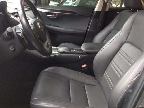 lexus nx 200t 2.0 luxury 2017 automatico / nx 200t 2017