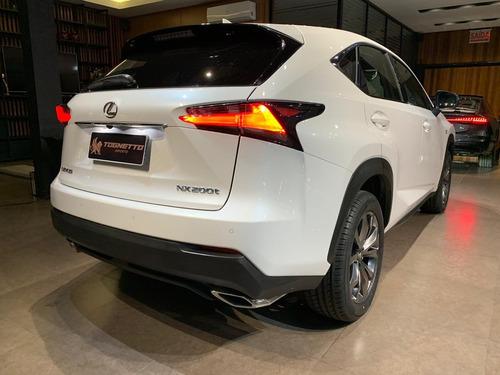 lexus nx 200t f-sport 2.0 turbo