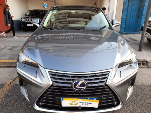 lexus nx 300 h luxury nafta/hibrido año 2019
