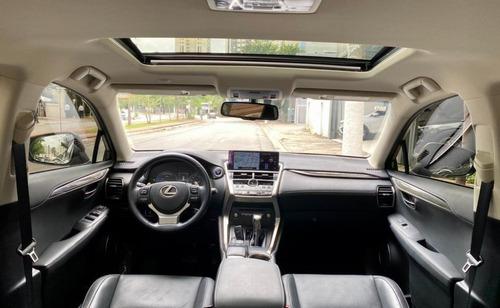 lexus nx300h luxury hibrido