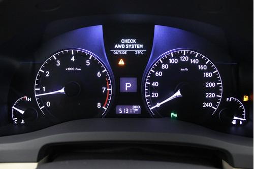 lexus rx 350 3.5 awd v6 gasolina 4p automático