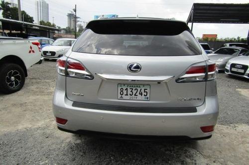 lexus rx450h 2013 $24500