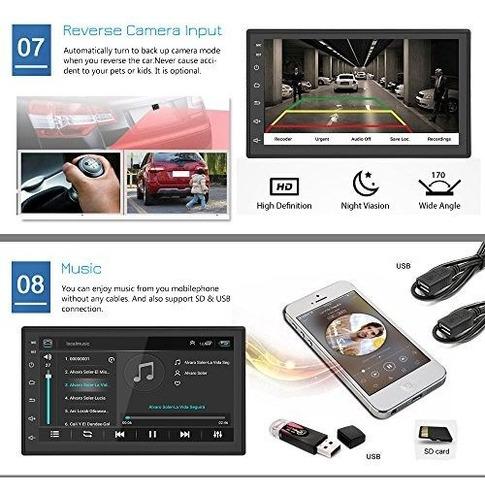 lexxson android 81 radio para coche 1024x600 gps navegacion