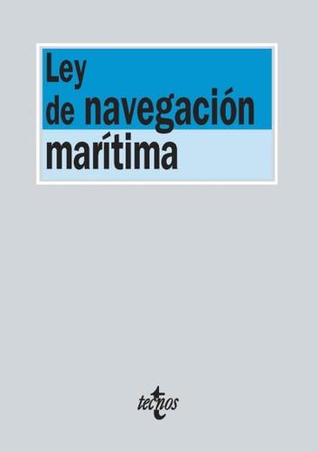 ley de la navegación marítima(libro derecho de la navegación