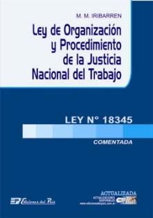 ley nº 18.345 comentada ( iribarren)