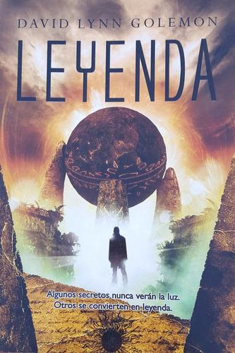leyenda - david lynn golemon