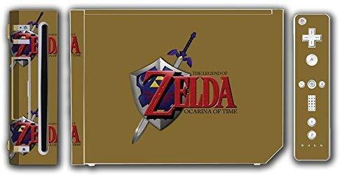 Leyenda De Zelda Enlace Ocarina Of Time Gold Logo Espada