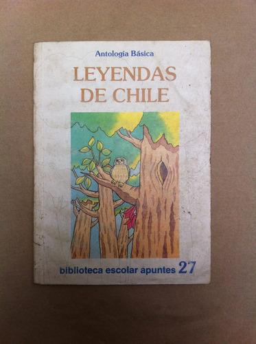 leyendas de chile  biblioteca escolar apuntes nº27