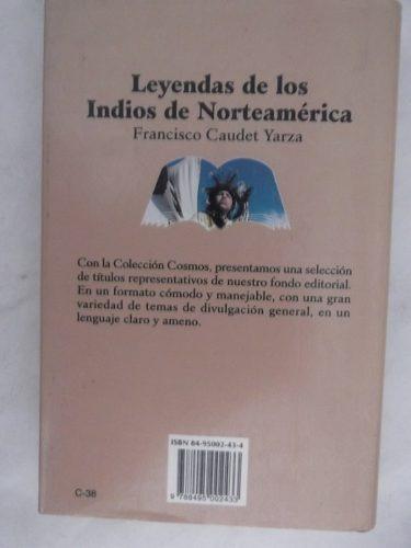 leyendas de los indios de norteamerica tapa dura ilustrado