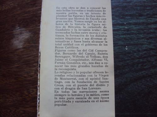 leyendas españolas de ausona mitologia religion moros cristi