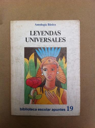leyendas universales biblioteca escolar apuntes nº19