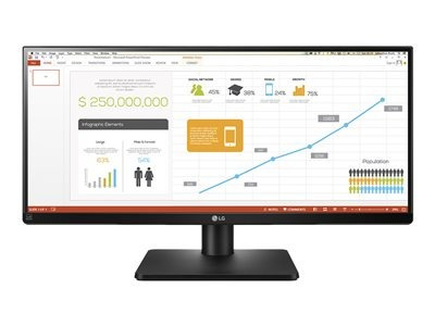 lg 29ub67-b - monitor led - 29 -inch(28.8-inch visible) - 25