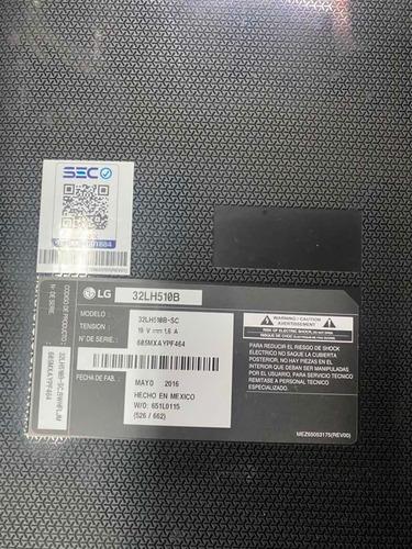 lg 32lh510b pantalla rota para repuesto oferta