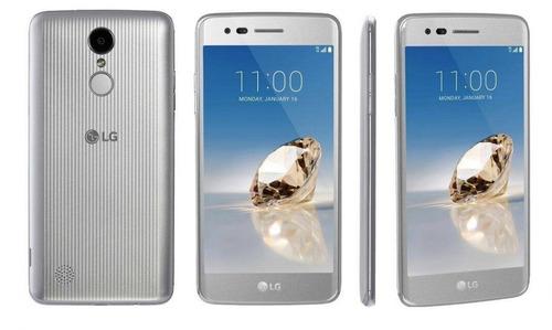 lg aristo 16gb cam 13mpx android 7 4g lte - liberado - nuevo