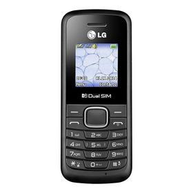 LG B220a Dual Sim 32 Mb Preto 32 Mb Ram