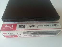 lg blu-ray disc / dvd bp135