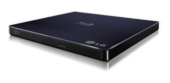 lg blu-ray dvd externo grabador reproductor 3d & 4k / itech