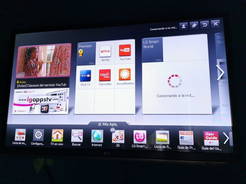 lg cinema 3d smart tv full hd