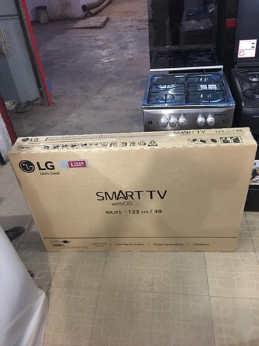 lg electronics 49uk6300pue televisor led smart hd de 4k y 4k