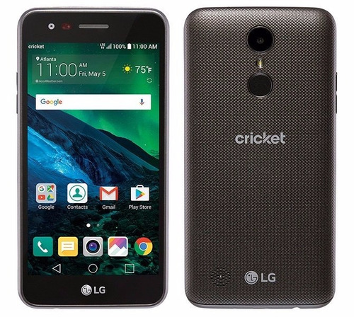 lg fortune k4 2017 lte 16gb android 6 camara frontal 5