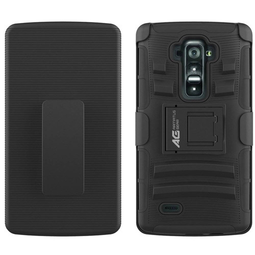 lg g flex2 funda - armatus gear (tm) tactical + envio gratis