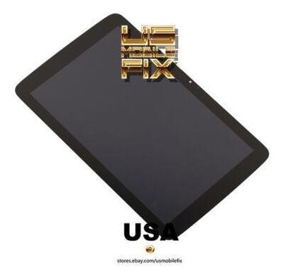 """Touch Screen Digitizer Replacement 10.1/"""" For LG G Pad V700 Tablet"""