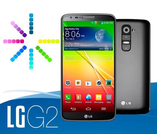 lg g2 16 gb 4g lte nuevo sellado libre de fabrica