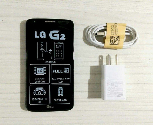 lg g2 de 32 gb 4g con factura y garantía