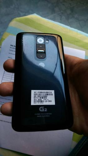 lg g2 de 32 gb 4g con garantía