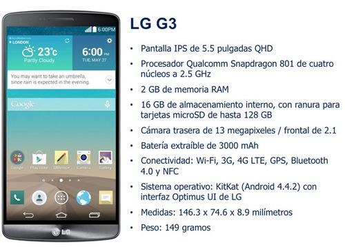 lg g3 d855 ar 16gb