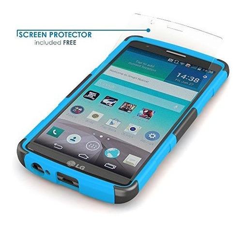 lg g3 hseries casos buddibox azul