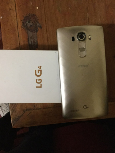 lg g4 3gb ram seminuevo estética de 10