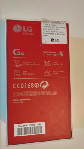 lg g4 para repuestos