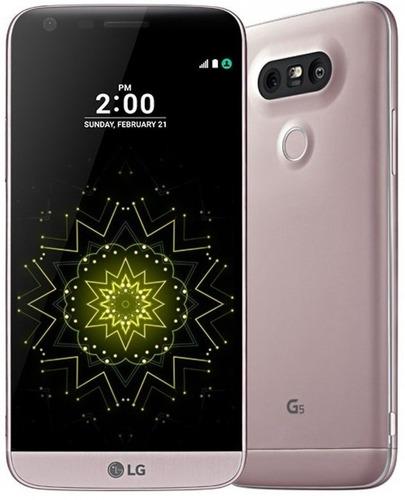lg g5 32gb 4gb ram libre de fabrica + nuevo + garantía