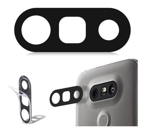 lg g5 cubierta lente cristal camara trasera protector