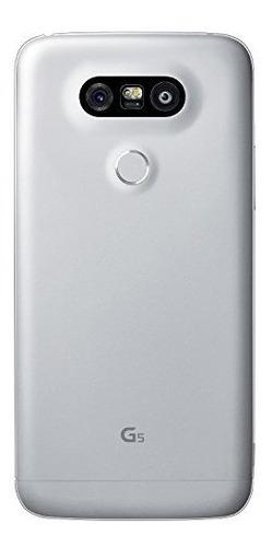 lg g5 h830 32gb t-mobile - plateado