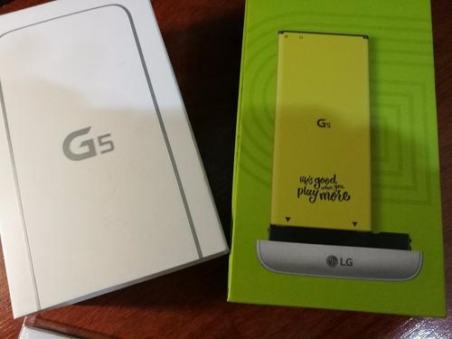 lg g5 h860 32gb 4gb ram dual sim titan - caja oferta urgente