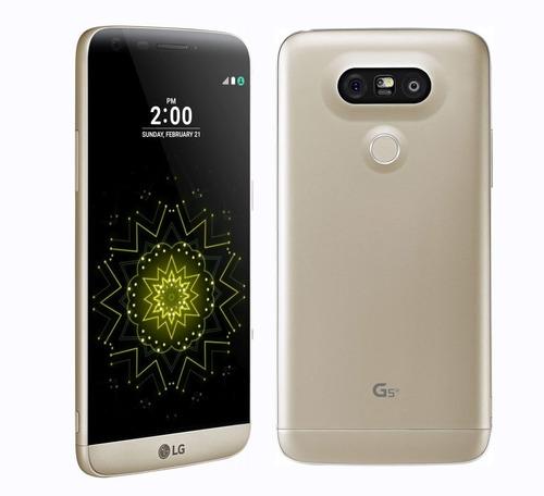 lg g5 se 32gb 16mp ram3gb red 4g libre en caja nuevo sellado