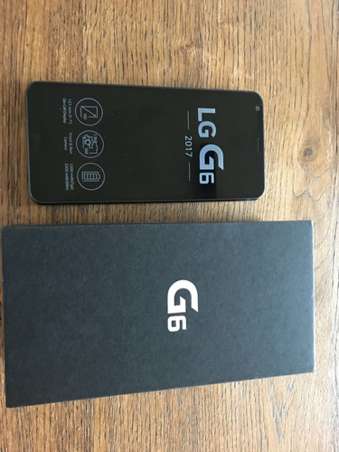lg g6 32gb platino de hielo nuevo y original